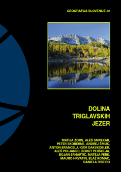 Cover for Dolina Triglavskih jezer