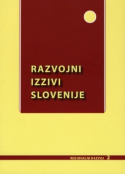 Cover for Razvojni izzivi Slovenije