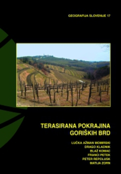 Cover for Terasirana pokrajina Goriških brd