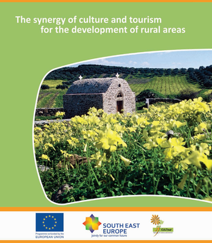 Cover for The synergy of culture and tourism for the development of rural areas