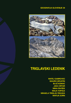 Cover for Triglavski ledenik