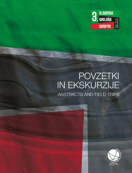 Cover for Povzetki in ekskurzije. 3. slovenski geološki kongres, Bovec, september 2010