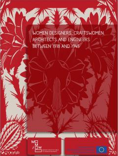 Cover for MOMOWO: Women Designers, Craftswomen, Architects and Engineers between 1918 and 1945