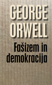 Cover for Fašizem in demokracija