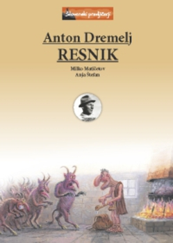 Cover for Anton Dremelj-Resnik