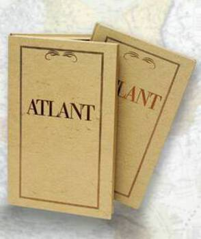 Cover for Atlant