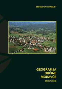 Cover for Geografija občine Moravče