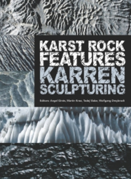 Cover for Karst Rock Features. Karren sculpturing