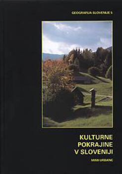 Cover for Kulturne pokrajine v Sloveniji
