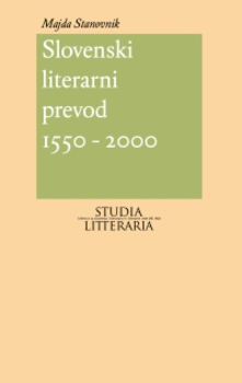 Cover for Slovenski literarni prevod (1550–2000)