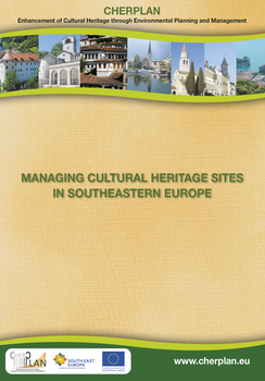 Cover for Managing Cultural Heritage Sites in Southeastern Europe