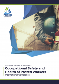 Cover for Occupational Safety and Health of Posted Workers
