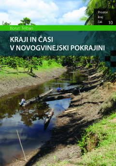 Cover for Kraji in časi v novogvinejski pokrajini