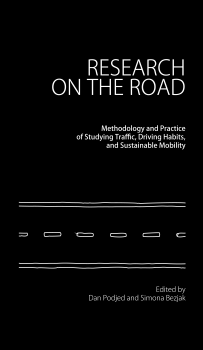 Cover for Research on the Road. Methodology and Practice of Studying Traffic, Driving Habits, and Sustainable Mobility