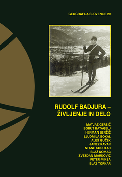 Cover for Rudolf Badjura. Življenje in delo