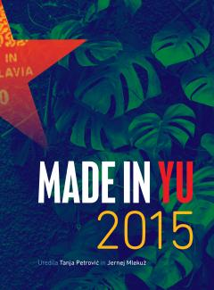 Cover for Made in YU 2015