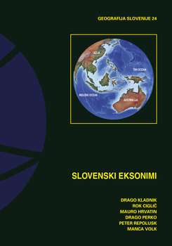 Cover for Slovenski eksonimi