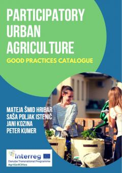 Cover for The Good Practices Catalogue of Participatory Urban Agriculture