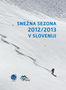 Cover for Snežna sezona 2012/2013 v Sloveniji